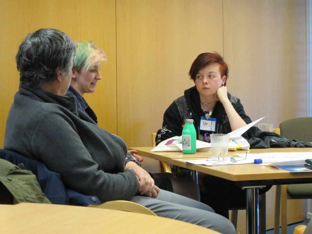 Rosa London Trip - Seminar